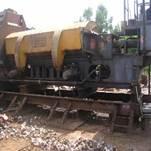 Perbaikan dan pengujian peralatan hydraulic mesin press