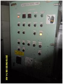 Perbaikan incinerator Kapal MV Kartini Baruna